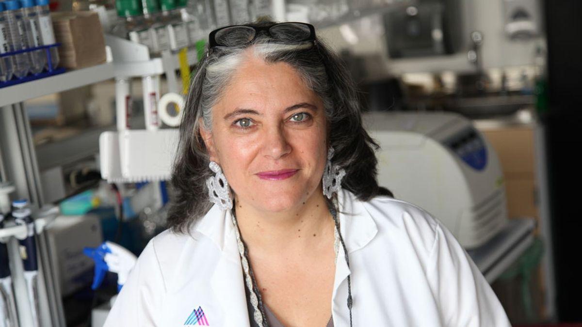 """Ana Fernández Sesma, viróloga: """"Aunque hayas pasado la COVID, vacúnate"""""""