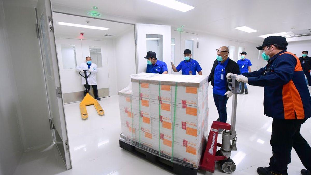 La vacuna china Sinovac muestra un 97% de eficacia en sus datos provisionales