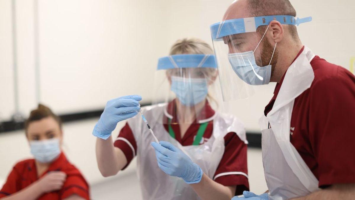Astra Zeneca rebaja del 90% al 70% la eficacia de la vacuna de Oxford