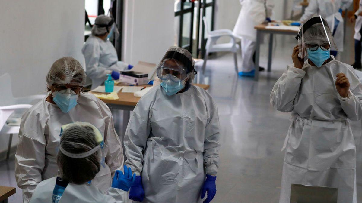 Madrid notifica 473 nuevos casos de coronavirus, 154 en las últimas 24 horas, y 19 muertos