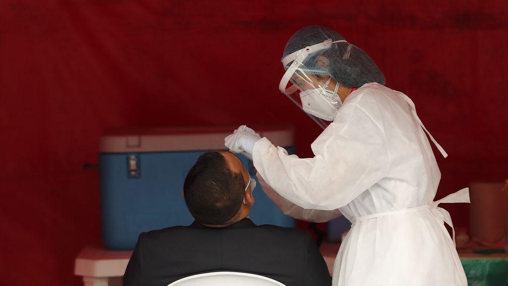 Pruebas para detectar el coronavirus en Colombia