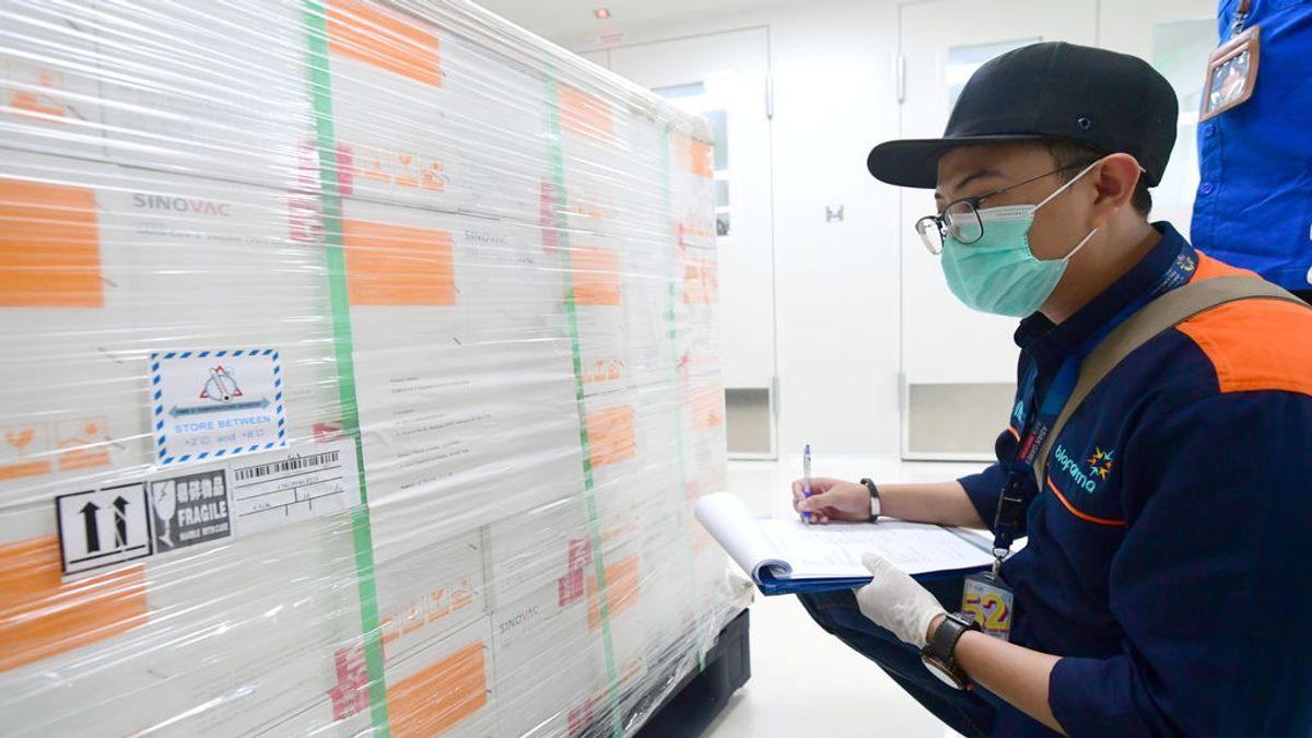 Resultados provisionales de la vacuna china Sinovac muestran una eficacia del 97%