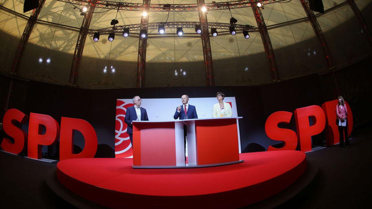 """Los """"izquierdistas"""" del SPDcelebranun año al frente del partido incumpliendo promesas"""