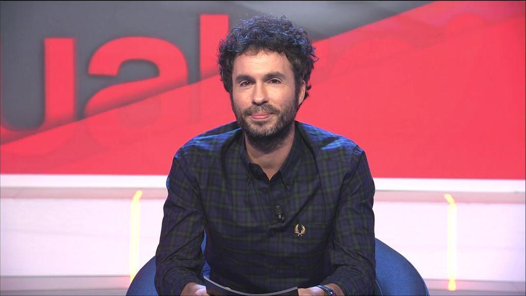 Con Luis García El Desmarque Temporada 1 Programa 15