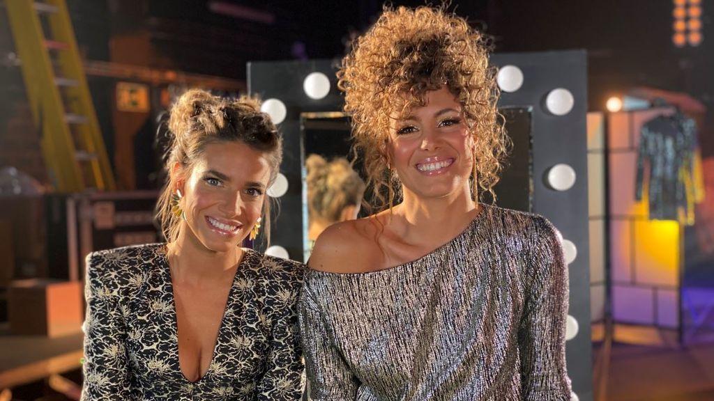 Flora González y Laura Madrueño