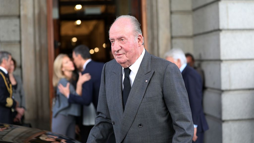 Al Gobierno no el consta que Juan Carlos I quiera volver a España para celebrar la Navidad