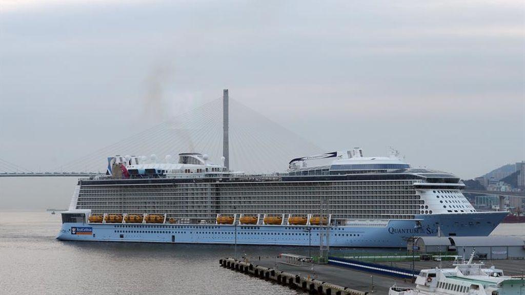 Singapur suspende el crucero a ninguna parte: no irá a ningún sitio más tras un positivo por covid