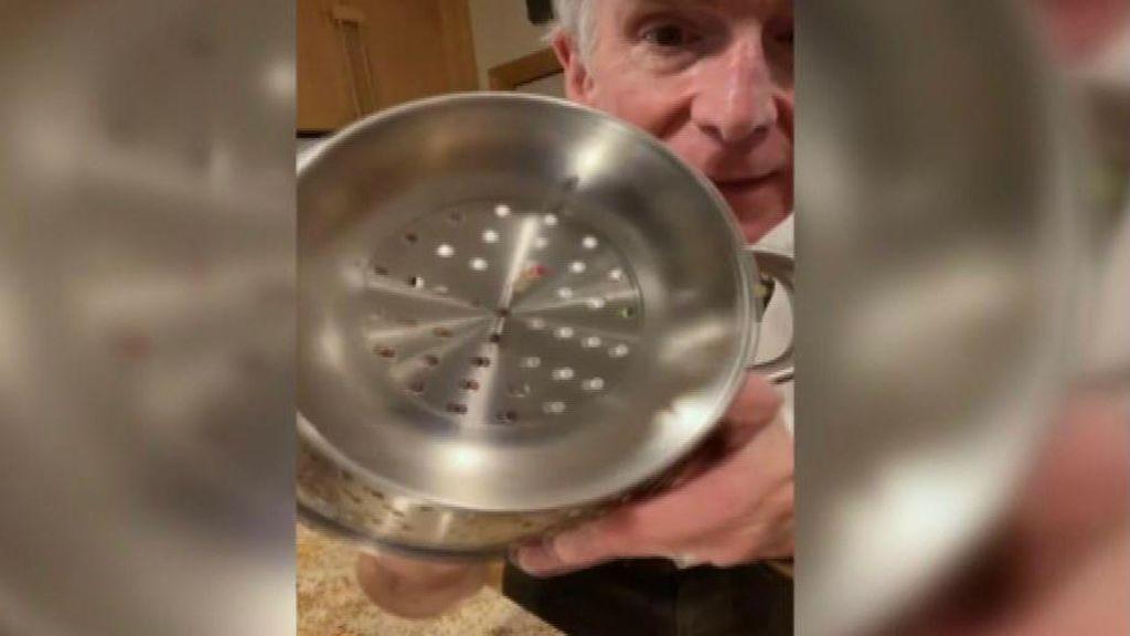 El divulgador Bill Ney explica por qué funcionan las mascarillas en menos de un minuto
