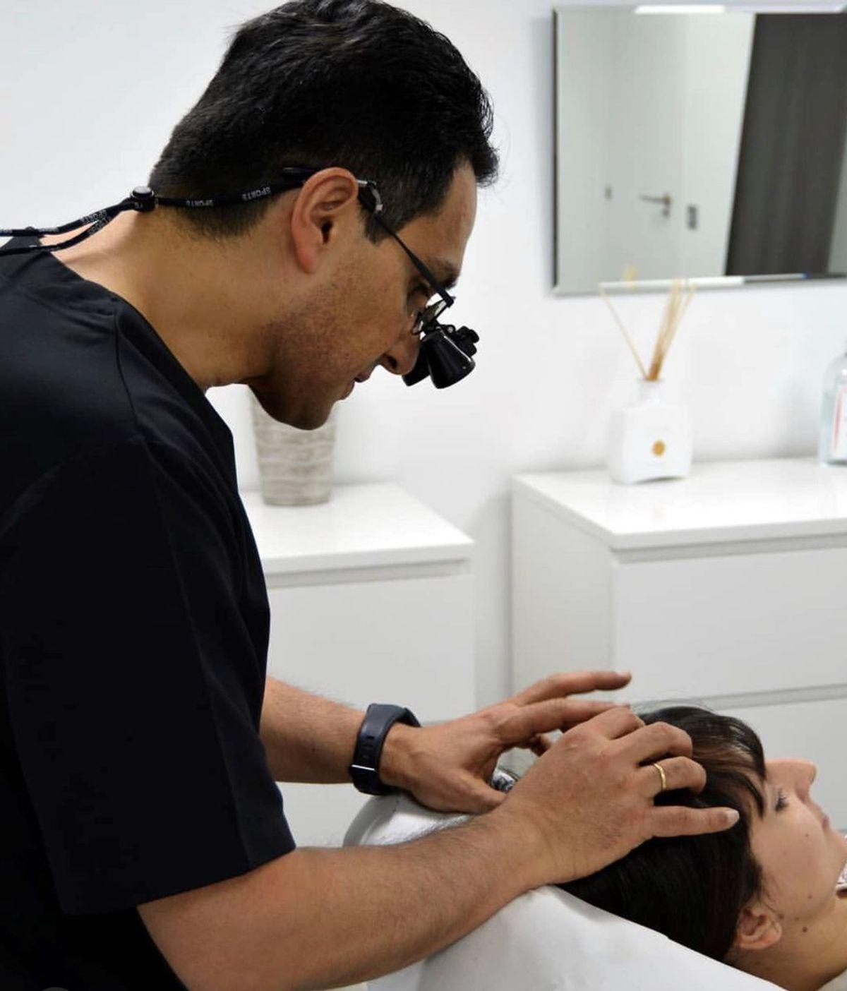 """""""Estimulación del cuero cabelludo y micronutrientes"""", así proponen evitar la caída del cabello tras la covid"""