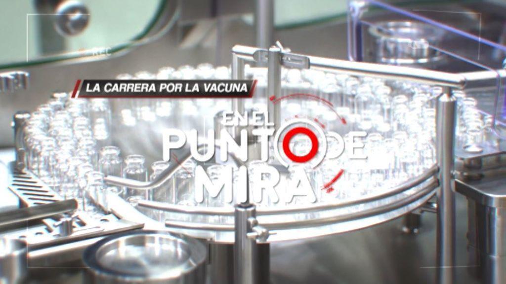 La carrera de las vacunas de la covid-19: 'En el Punto de Mira', este miércoles en Cuatro