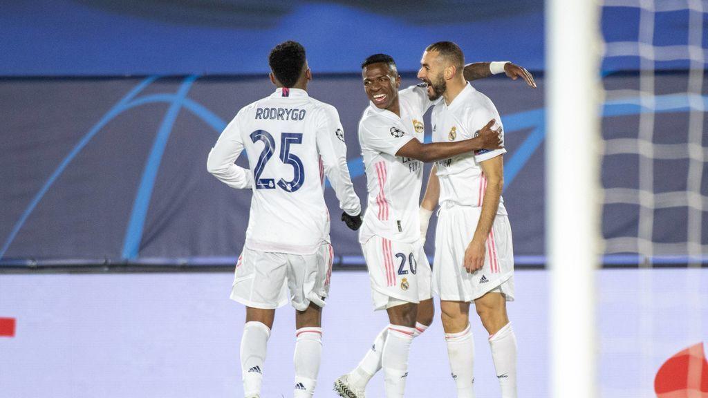 El Real Madrid se lleva la victoria ante el Mönchengladbach y se clasifica para octavos
