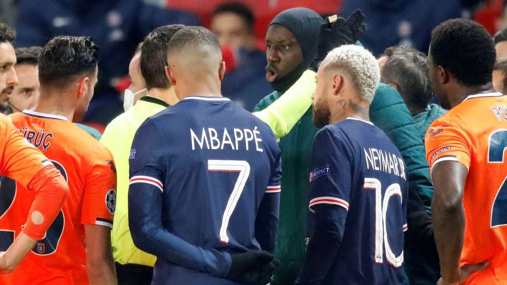 Mbappé y Neymar lideraron la respuesta del PSG.