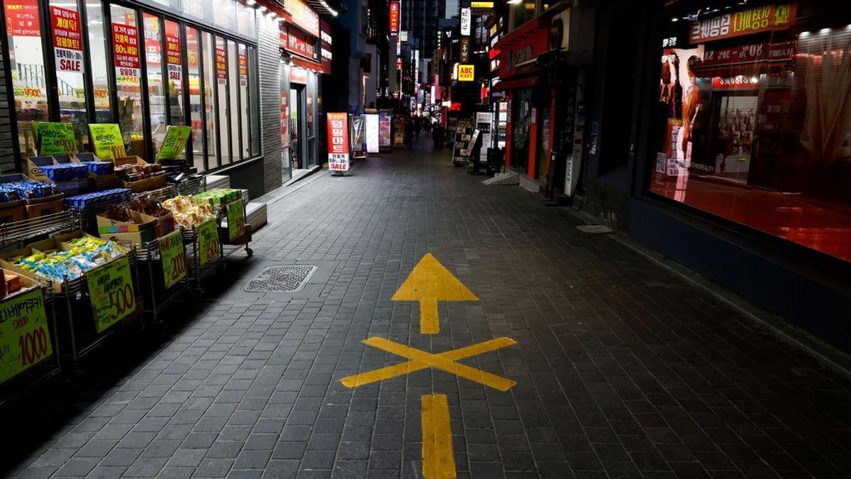 Corea del Sur sufre con más fuerza la segunda oleada de contagios por covid19
