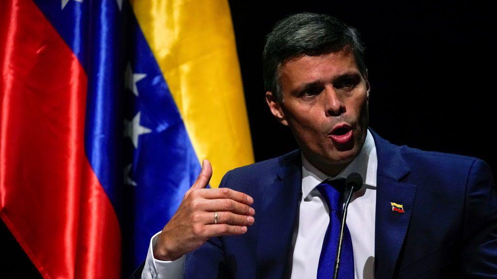 El opositor venezolano Leopoldo López inicia una gira por Colombia
