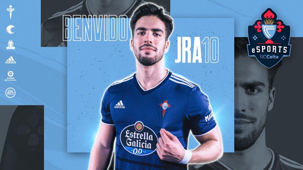 Jra ficha por el Celta de Vigo
