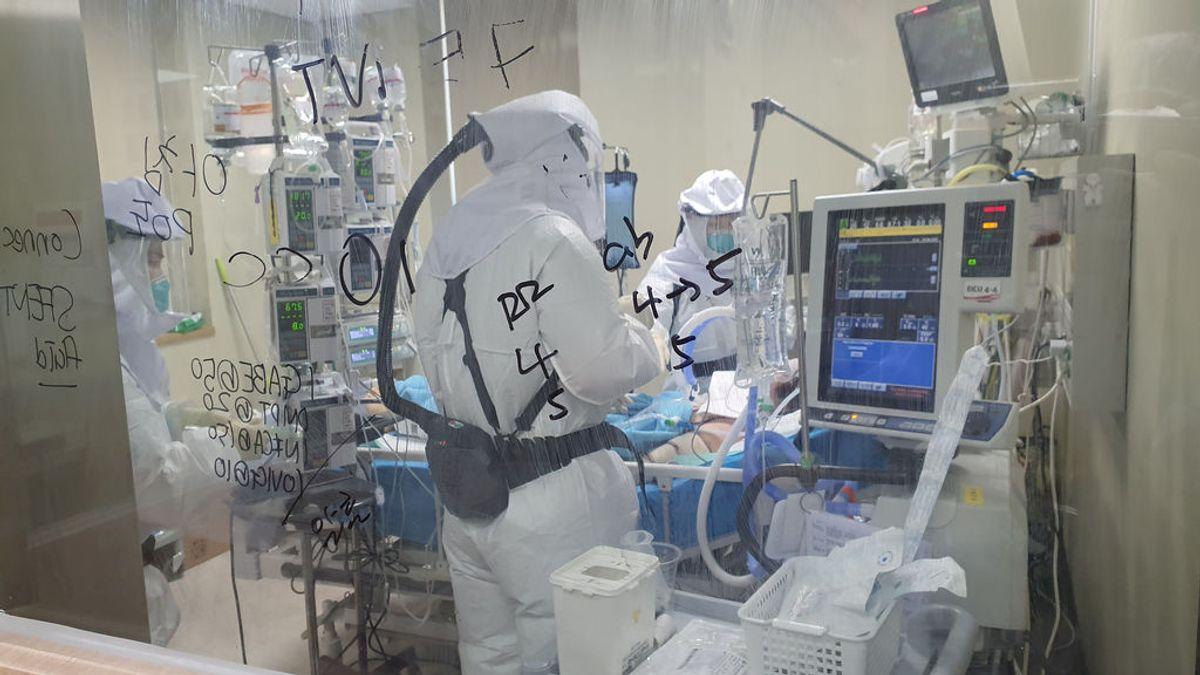 Corea del Sur suma por segundo día consecutivo cerca de 700 casos de coronavirus