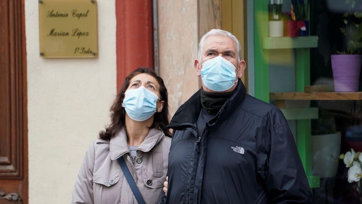 Última hora del coronavirus: Sanidad notifica 7.955 nuevos contagios y 325 muertes