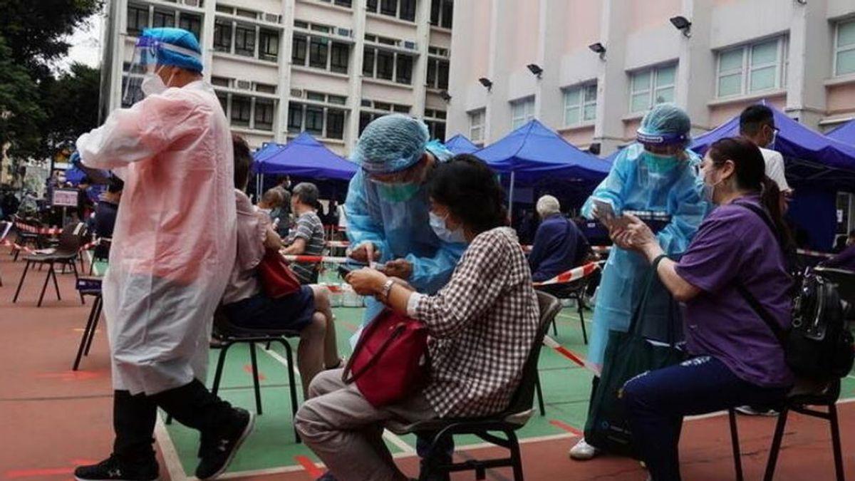 Hong Kong impone las pruebas de coronavirus obligatorias
