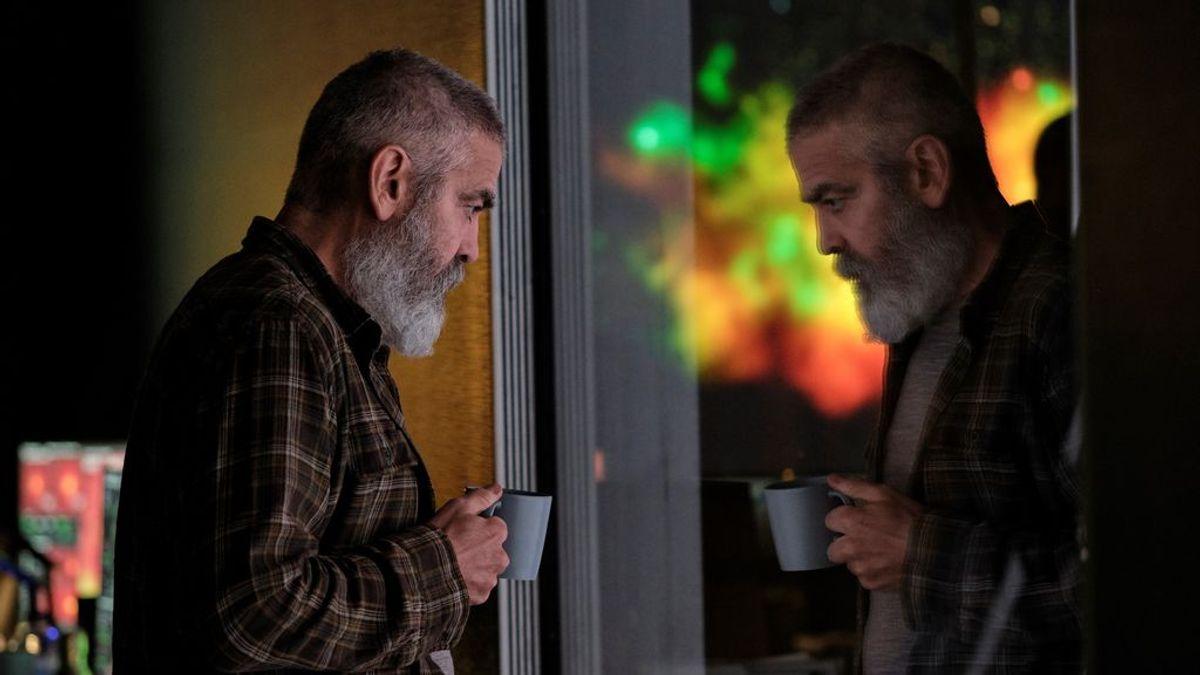 El actor George Clooney acabó en el hospital tras perder 11 kilos para su próxima película, 'The Midnight Sky'