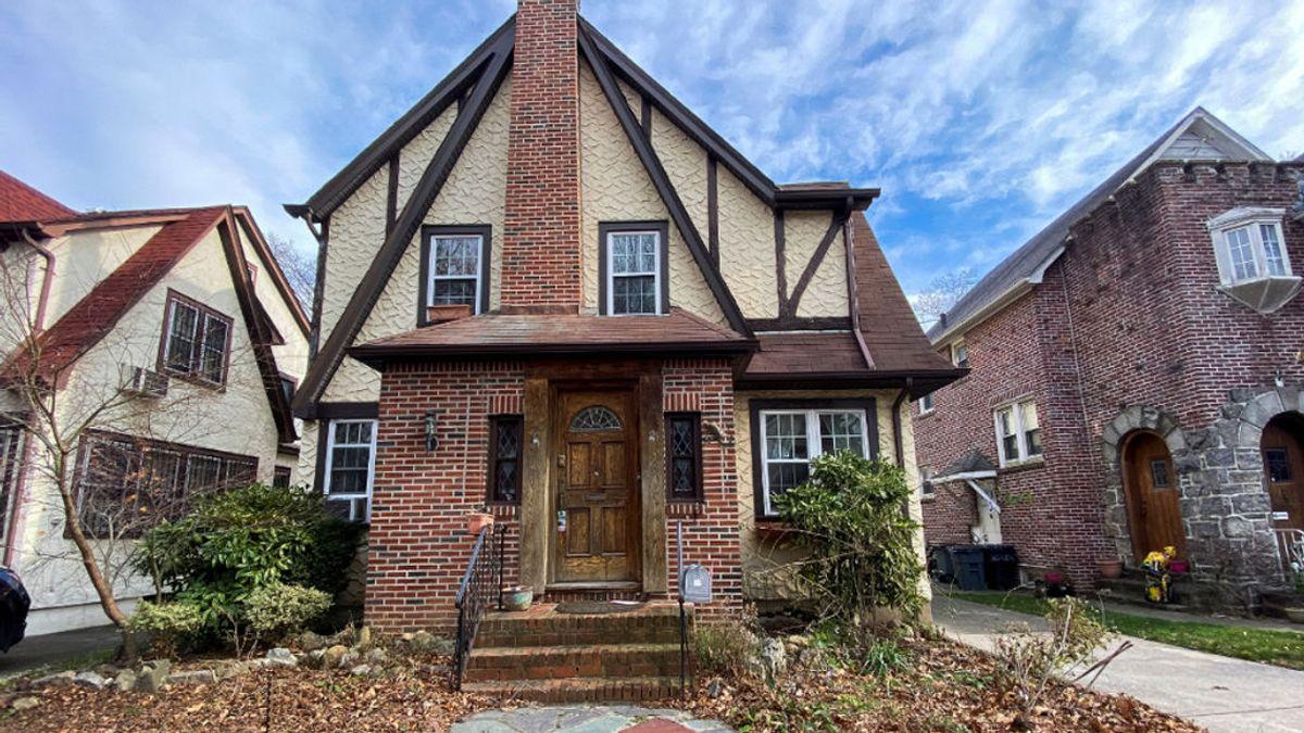 Sale a subasta la casa de la infancia de Donald Trump por tres millones de dólares