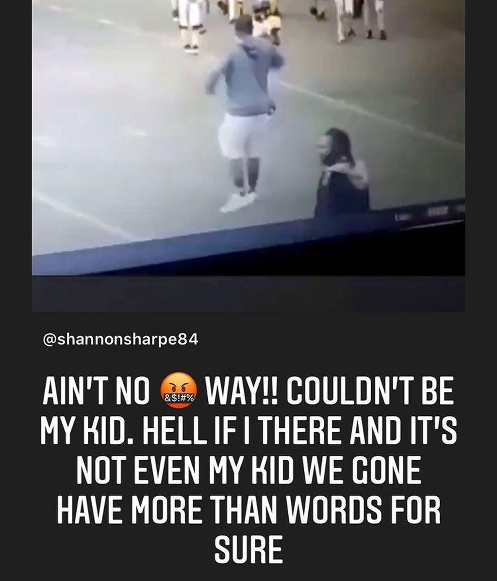La publicación de LeBron James en Instagram