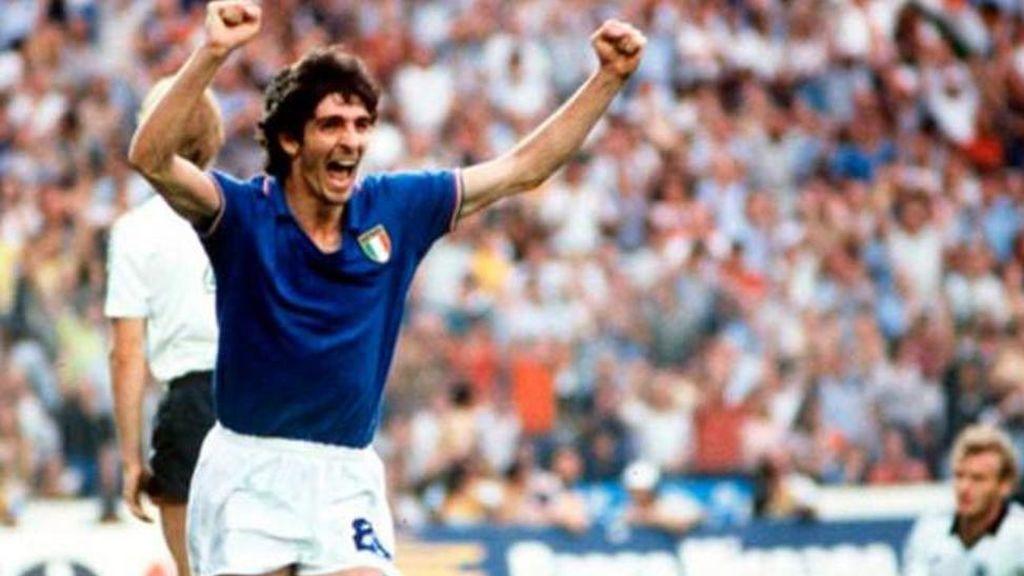 """Italia llora la pérdida de Paolo Rossi, héroe del Mundial ganado en España en 1982: """"Eterno"""""""