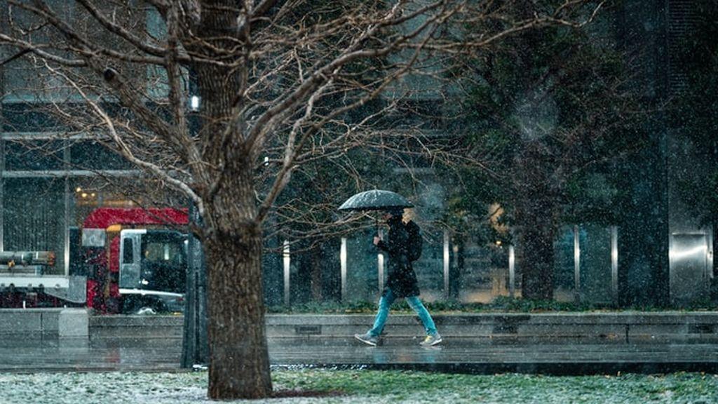 El viernes se complica el temporal en toda España: el tiempo que va a hacer, por zonas