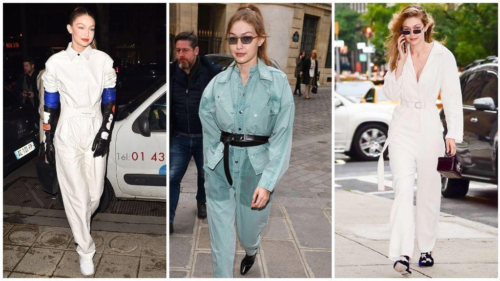 Gigi Hadid es una gran seguidora de este tipo de moda.
