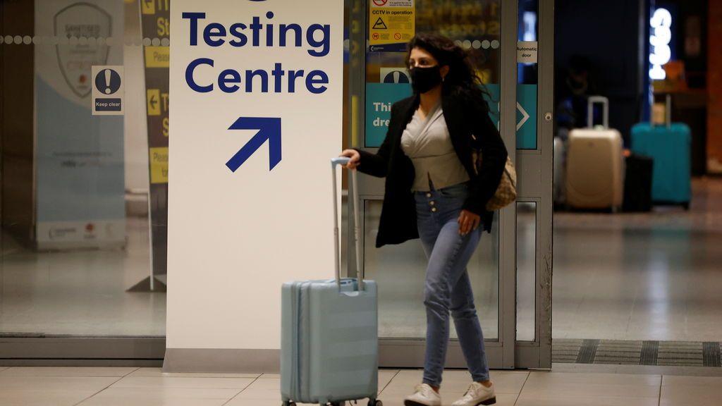 Los turistas de Reino Unido, excluidos de la UE después del 1 de enero, según las medidas anti Covid
