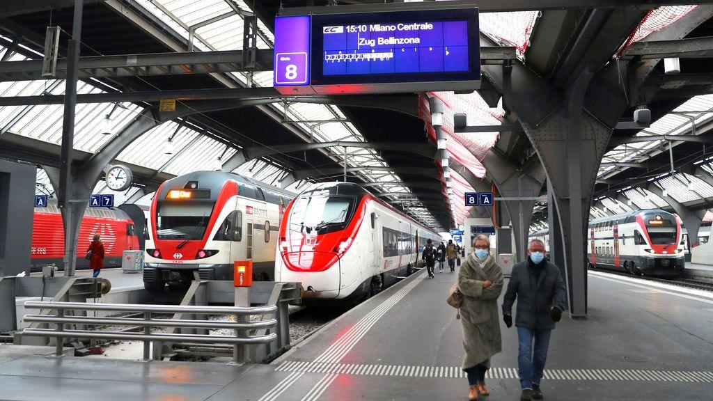 Europa quiere recuperar los trenes nocturnos
