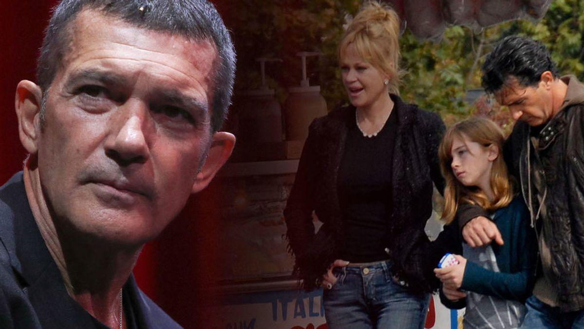 El 'sufrimiento' de Stella del Carmen por ser la hija de Antonio Banderas y Melanie Griffith