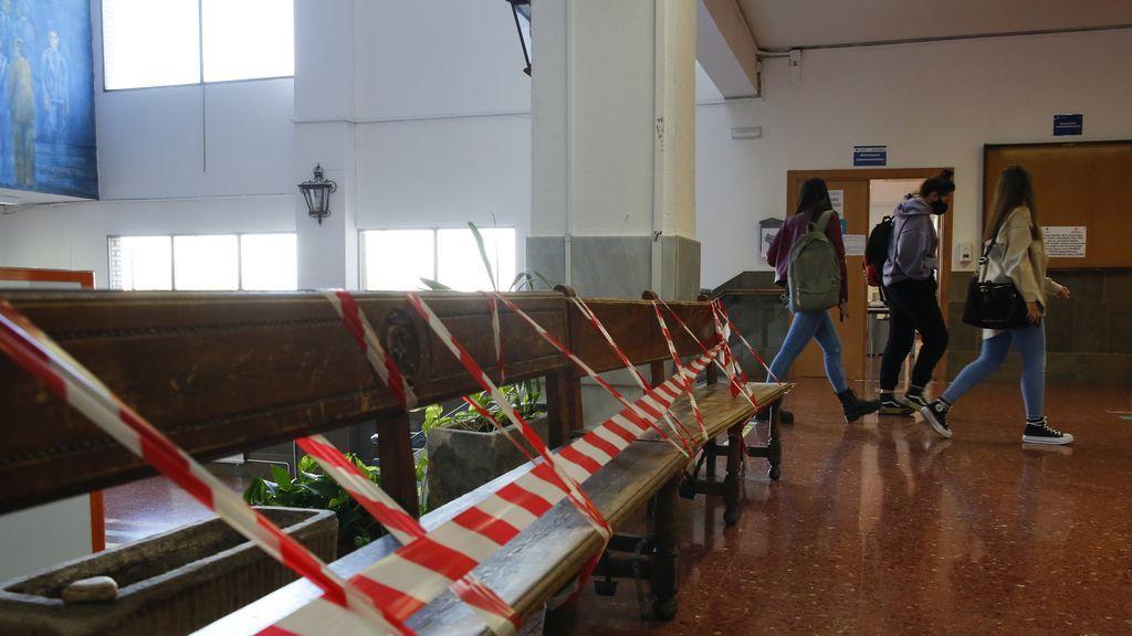 Ceuta anuncia test de antígenos gratis para todos los estudiantes que vuelvan por Navidad