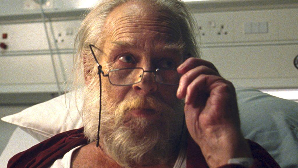 """El mensaje de Santa Claus ingresado en el hospital a los sanitarios que le cuidan: """"Gracias por todo lo que hacéis por nosotros"""""""