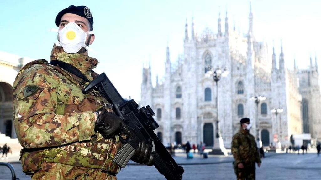 Un niño de Milán tuvo el coronavirus en noviembre de 2019