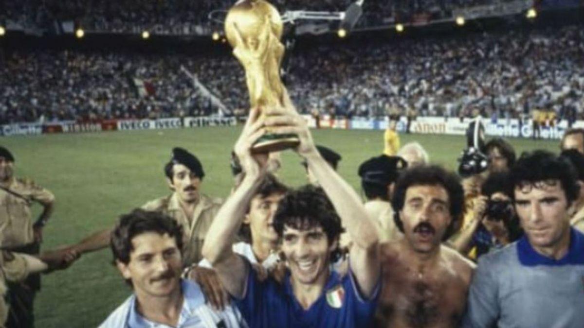 Muere Paolo Rossi, el 'Maradona italiano' del Mundial de España en el 82