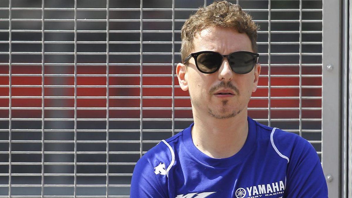 Jorge Lorenzo, campeón del mundo de MotoGP.