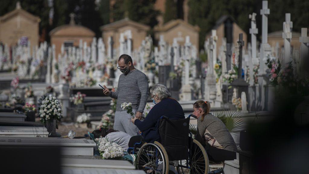 El INE precisa que los muertos en la primera ola de la covid en España fueron