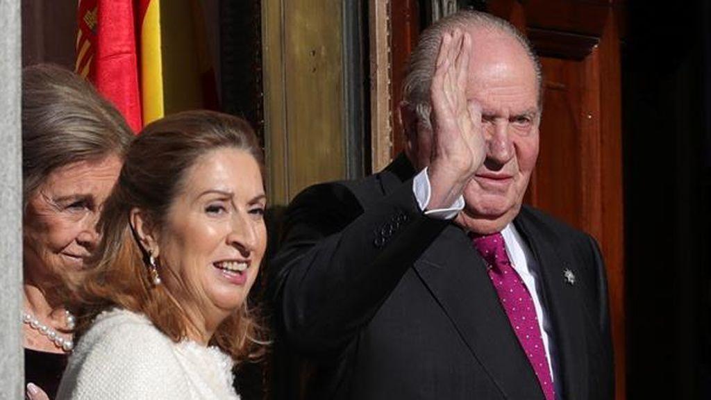 """El PP se refiere al rey Juan Carlos como """"esa persona a la que se refiere"""" y engrosa su lista de innombrables"""