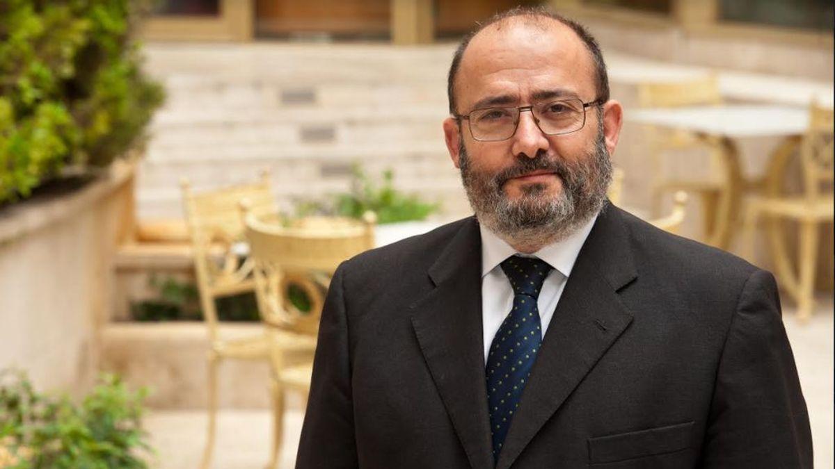 Jesús López Zaballos, el español al frente de los analistas financieros europeos