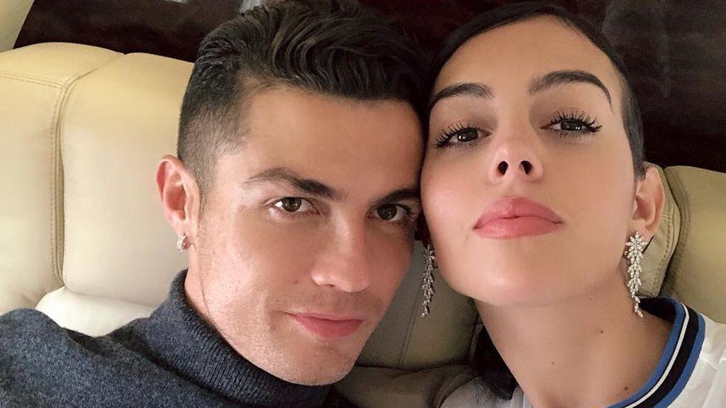 Georgina Rodríguez muestra como nunca el interior de su casa en Turín con Cristiano Ronaldo