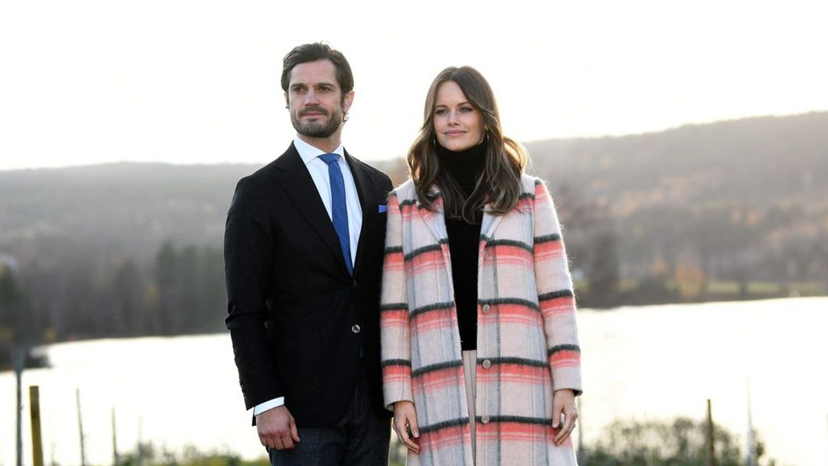 Los príncipes Carlos y Sofía de Suecia tendrán familia numerosa: esperan su tercer hijo