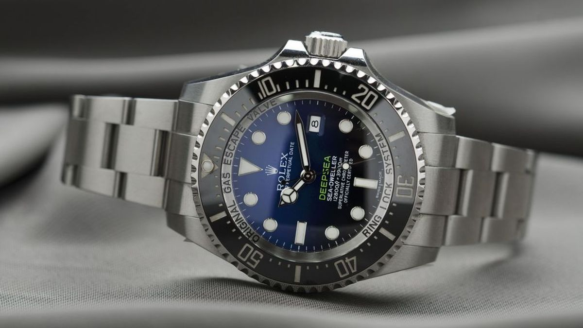 Asegura tu Rolex para dormir tranquilo ante posibles daños o robos