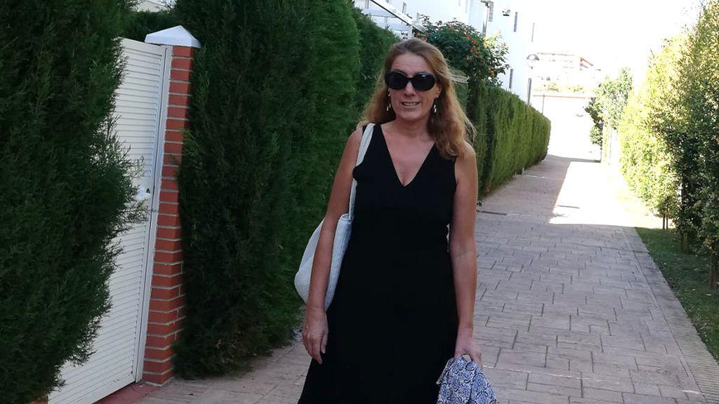Rosa, una divorciada de 51 años