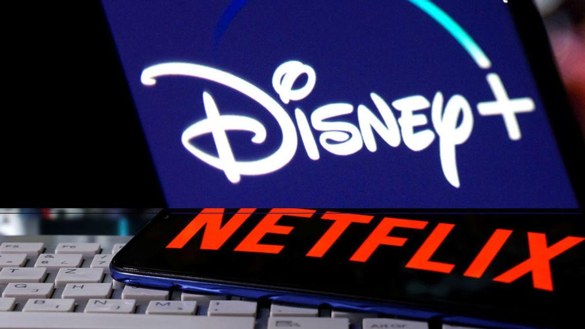 Disney Plus y Netflix