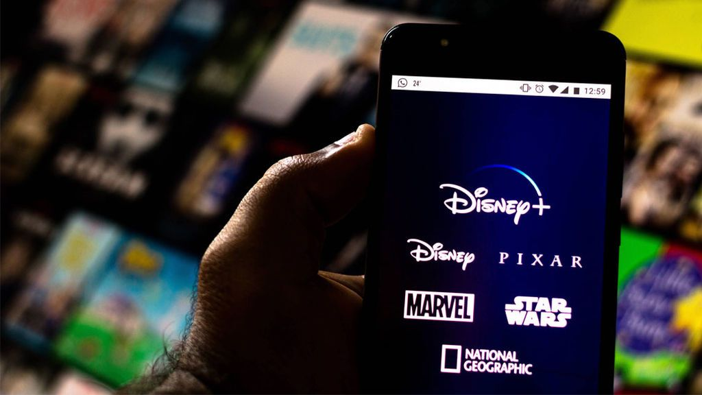 El catálogo de Disney Plus