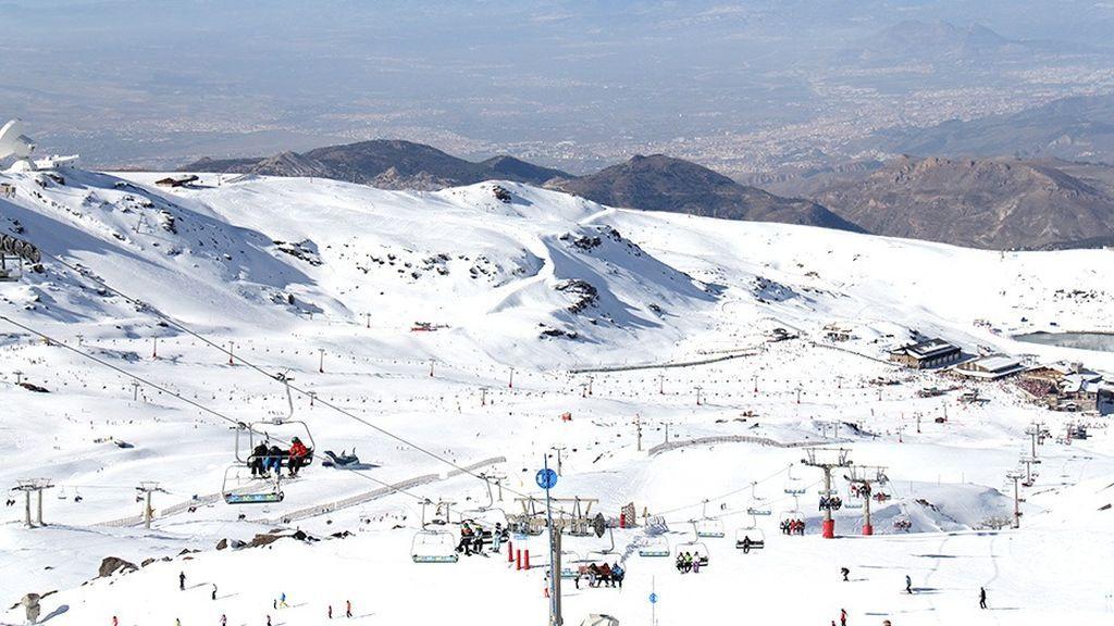 Sierra Nevada, lista para su apertura el día 18: solo para andaluces y con 50 por ciento de aforo