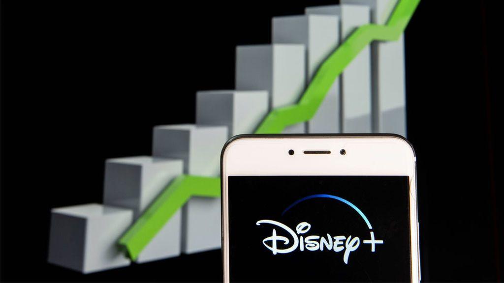 Ascenso de Disney Plus