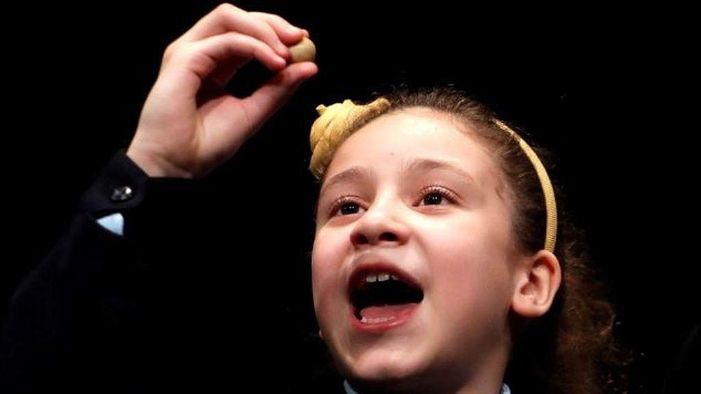 Los niños de San Ildefonso cantarán los números con mascarillas y con test de antígeno negativo