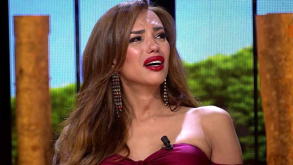 """Cristini se deshace en lágrimas viendo rota a Rebeca: """"¡Pero si e ha hecho perder el concurso!"""""""