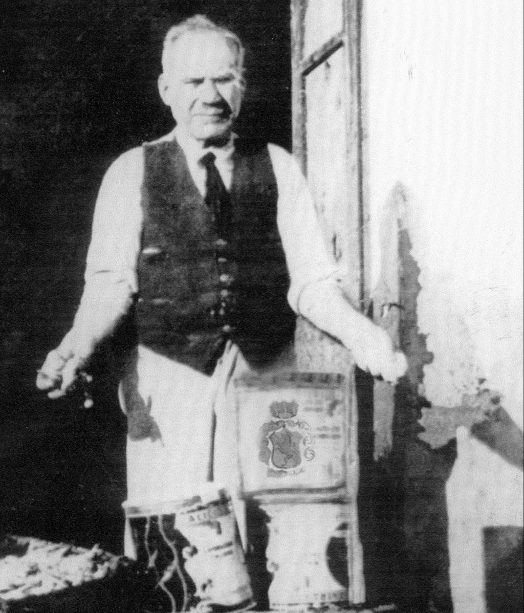Il nono (el abuelo ) Ignacio